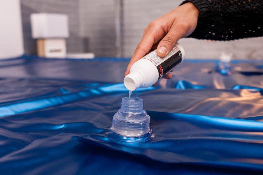Waterbed onderhouden en reinigen; hoe moet dat?