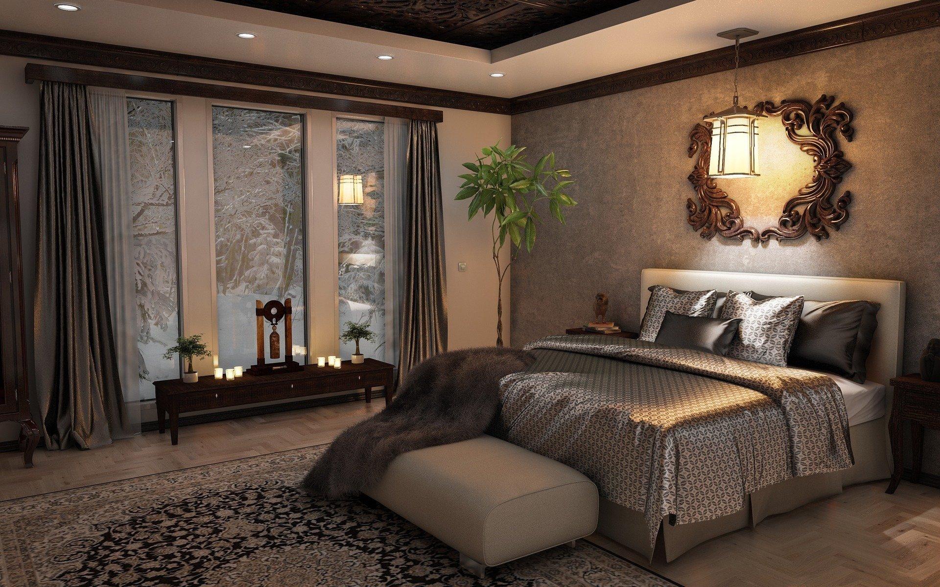 Dit zijn de belangrijkste slaapkamer design trends voor 2021!