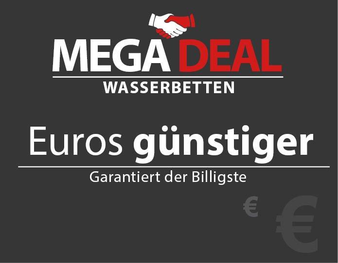 Megadeal - Euros günstiger